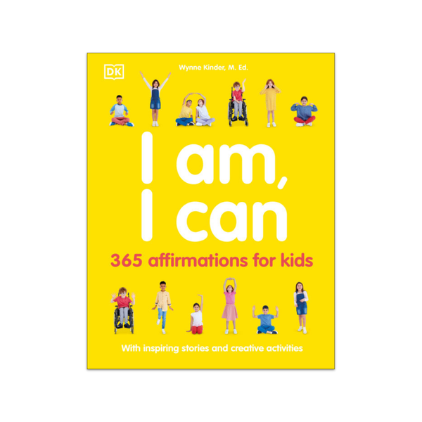 I Am, I Can - 365 Affirmations for Kids Book Penguin Random House Books - Baby & Kids - Activity Books