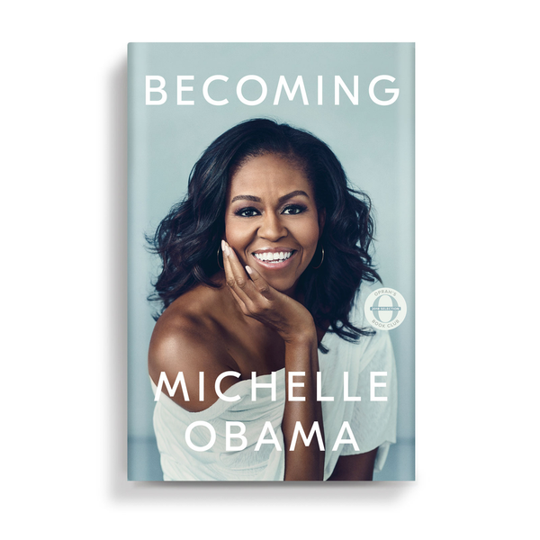 Becoming by Michelle Obama Penguin Random House Books