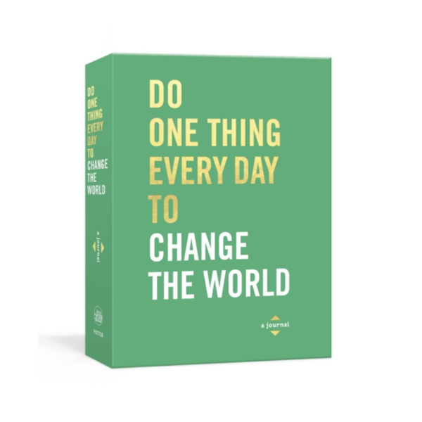 Do One Thing a Day to Change the World Journal Penguin Random House Books - Blank Notebooks & Journals
