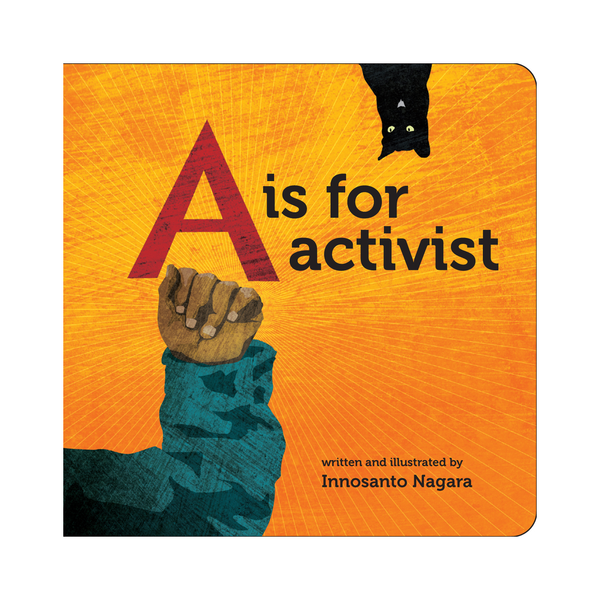 A is for Activist Board Book Penguin Random House Books - Board Book