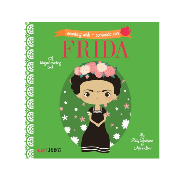 Counting With Frida (Contando Con Frida) Board Book Penguin Random House Books - Board Books