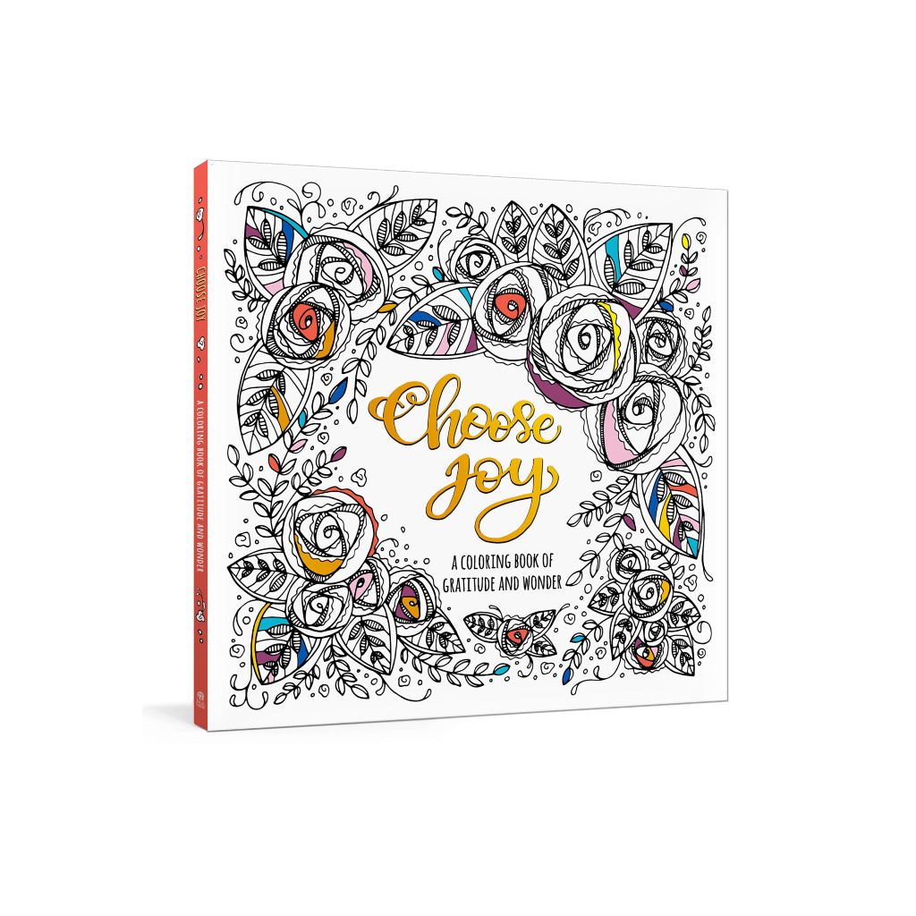 Choose Joy Adult Coloring Book Penguin Random House Books - Coloring