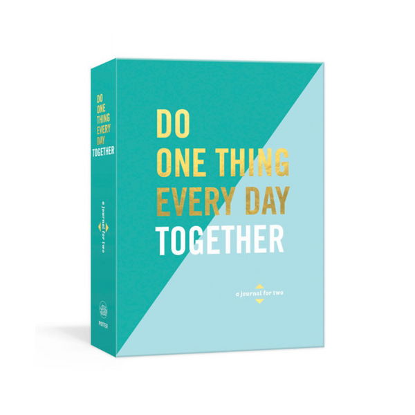 Do One Thing Every Day Together: A Journal for Two Penguin Random House Books - Guided Journals & Gift Books