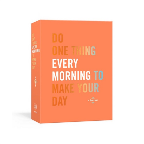 Do One Thing Every Morning to Make Your Day Journal Penguin Random House Books - Guided Journals & Gift Books