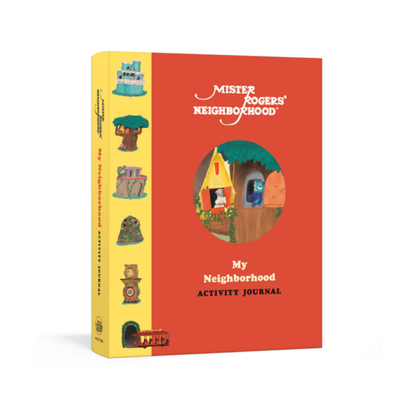 Mister Rogers' Neighborhood - My Neighborhood Activity Journal Penguin Random House Books - Guided Journals & Gift Books