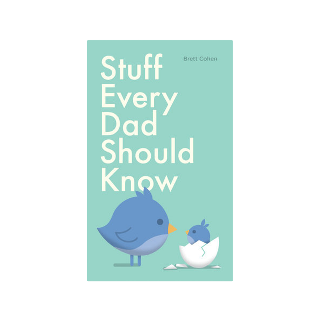 Stuff Every Dad Should Know Book Penguin Random House Books - Guided Journals & Gift Books
