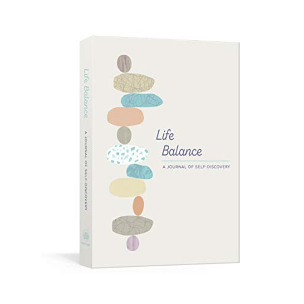 Life Balance: A Journal of Self-Discovery Penguin Random House Books
