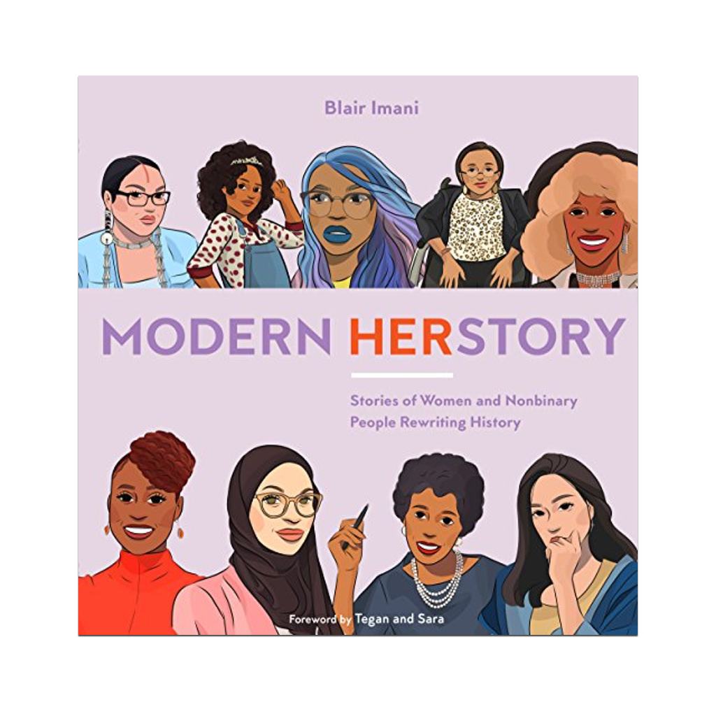 Modern HERstory: Stories of Women and Nonbinary People Rewriting History Penguin Random House Books - Other