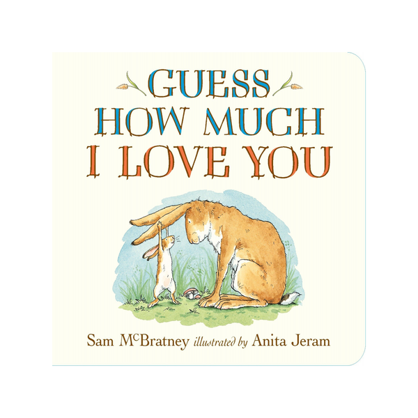 PRH GUESS HOW MUCH I LOVE YOU BOARD 18SPR Penguin Random House Books - Other