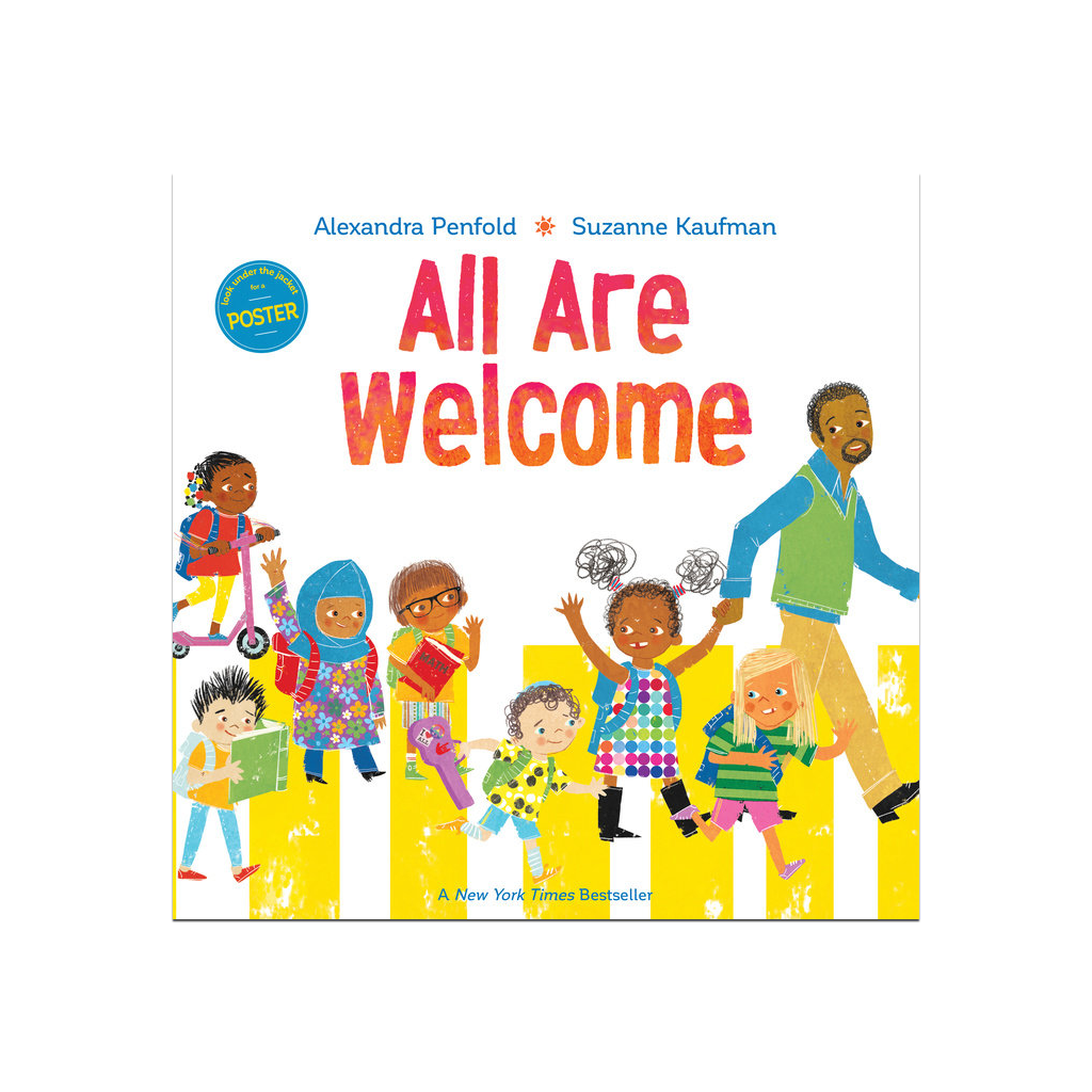 All Are Welcome Book Penguin Random House Children's Books