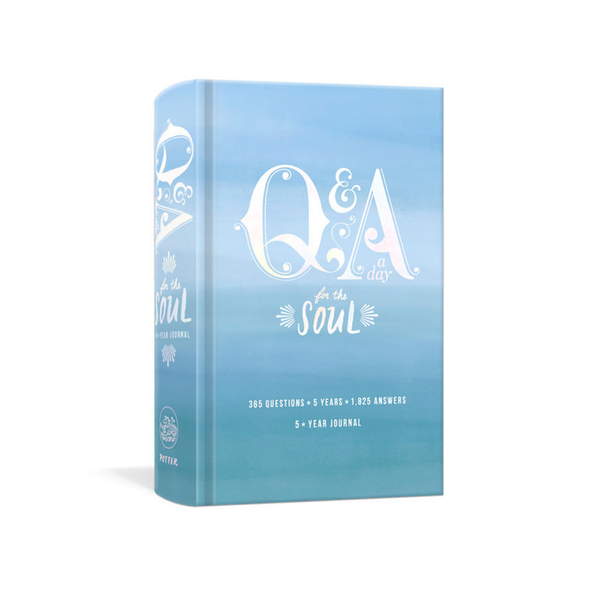 Q&A a Day For The Soul Penguin Random House Gift Books