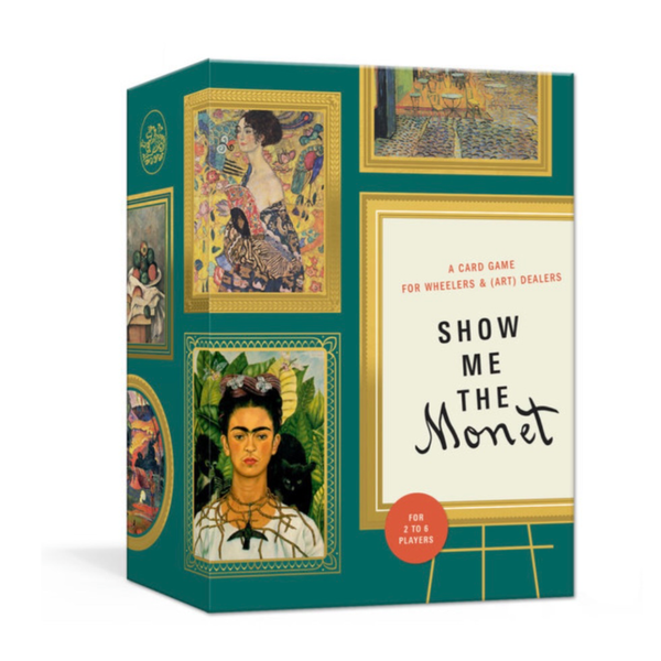 Show Me the Monet Card Game Penguin Random House Impulse - Game