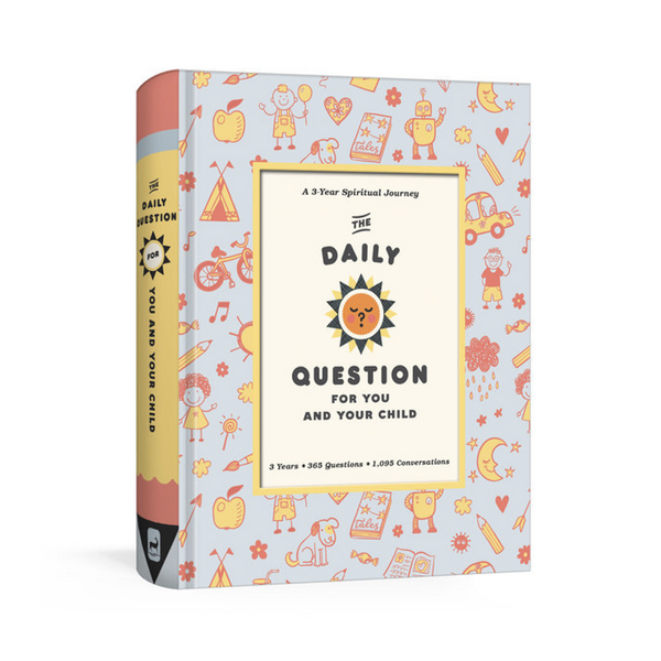 The Daily Question for You and Your Child: A Three-Year Spiritual Journal Penguin Random House Journals & Gift Books