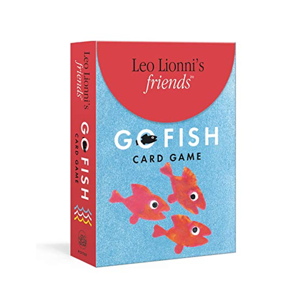 Leo Lionni's Friends Go Fish Card Games Penguin Random House Toys & Games - Games