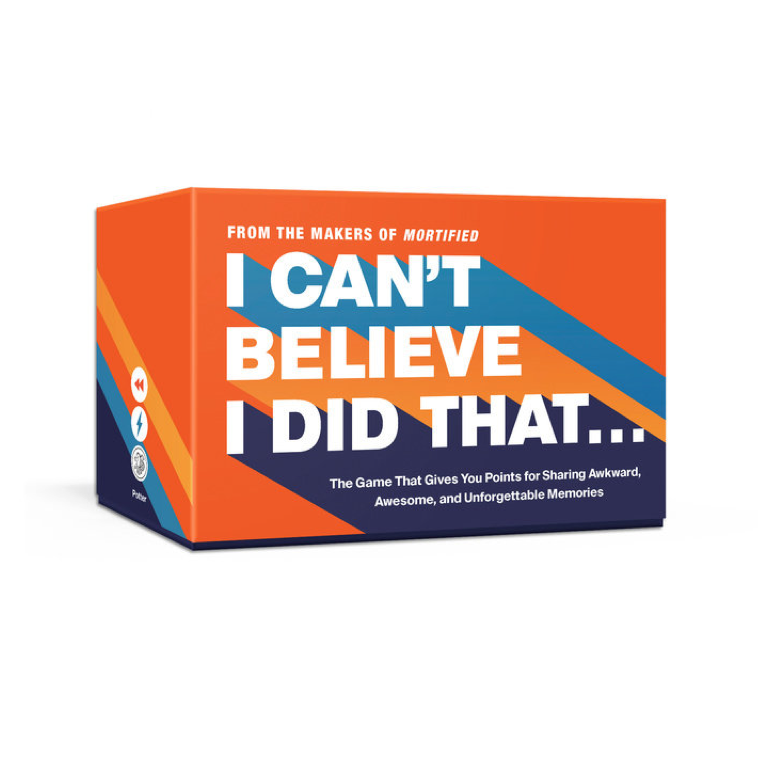 I Can't Believe I Did That Game Penguin Random House Toys & Games - Puzzles & Games
