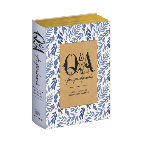 Q&A A Day for Grandparents Journal