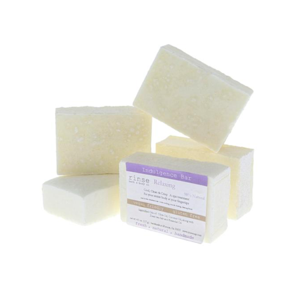 Indulgence Bar Soap - Relaxing Rinse Bath & Body Co Home - Bath & Body - Soap - Specialty