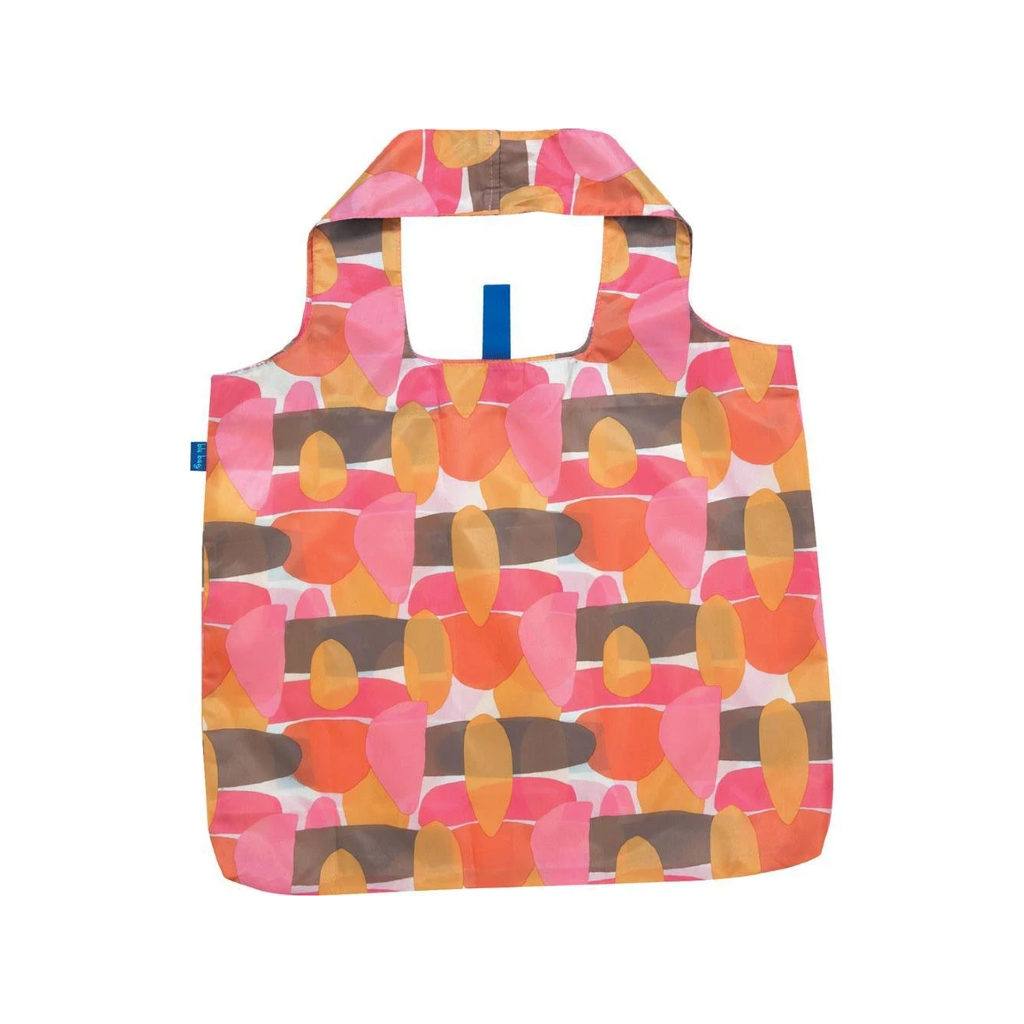 Reusable Shopping Bag Rock Flower Paper Apparel & Accessories - Bags