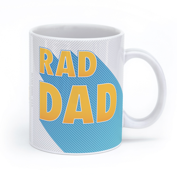 Seltzer Goods Home & Office,Browse All Rad Dad Mug