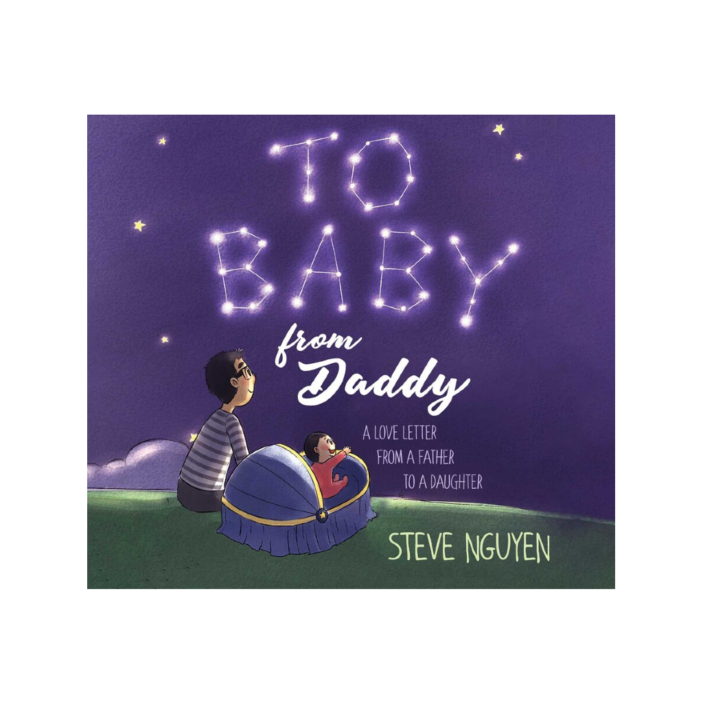 SAS BOOK TO BABY FROM DADDY Simon and Schuster Books - Children