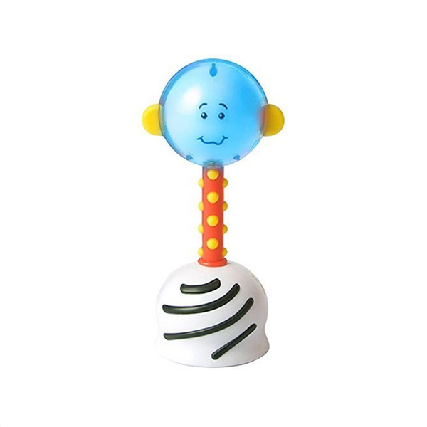 Default NogginStik Developmental Light-up Rattle Smart Noggin Rattles