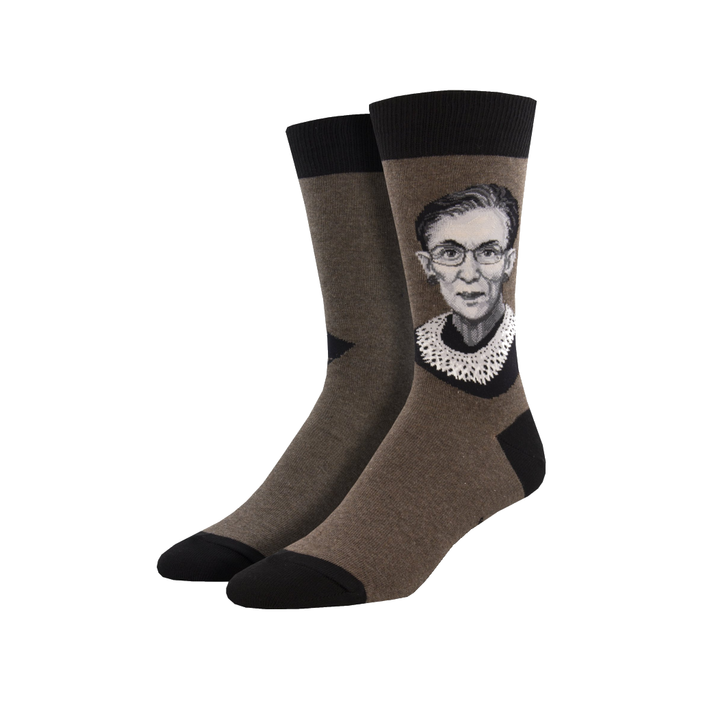RBG Crew Socks - Mens Socksmith Apparel & Accessories - Socks - Mens