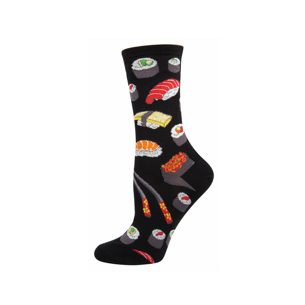 Sushi Crew Socks - Womens Socksmith Socks - Women's