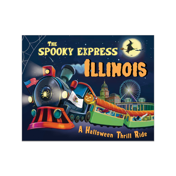 Default Spooky Express Chicago Book Sourcebooks Children's Books