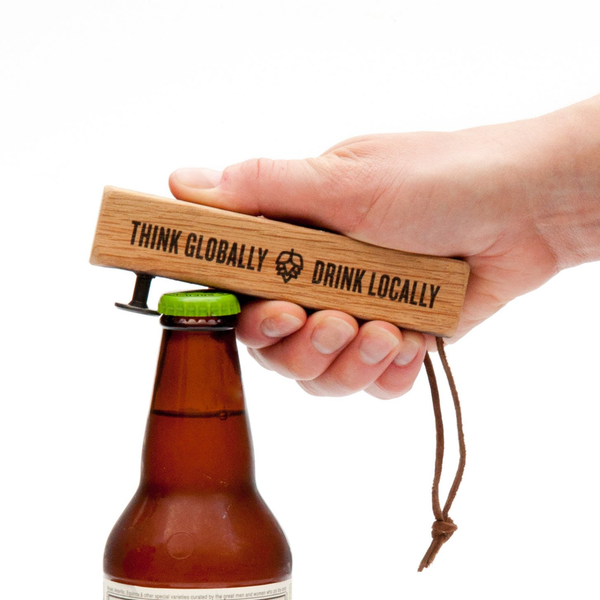 The Brewcapper Bottle Opener Swag Brewery Home & Garden > Kitchen & Dining > Barware > Drink Shakers & Tools > Bottle Openers