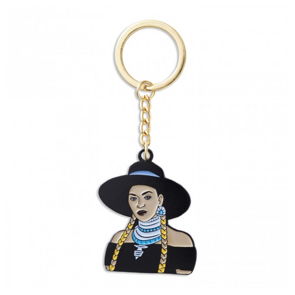 Beyonce Keychain The Found Apparel & Accessories - Keychains