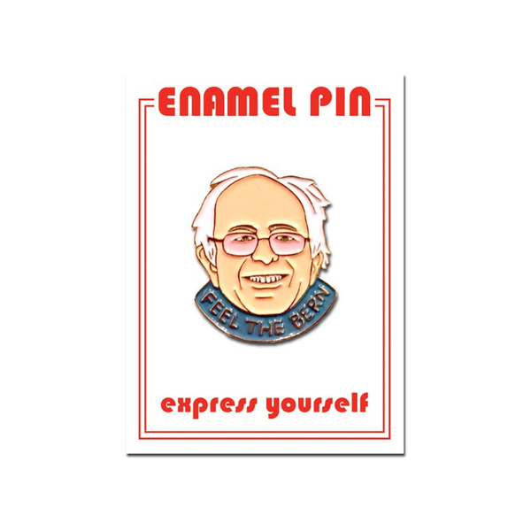 Bernie Sanders Pin The Found Buttons & Pins