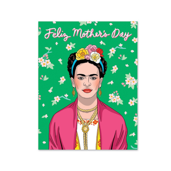 Artista Mexicana Mother's Day Card The Found Cards - Mother's Day