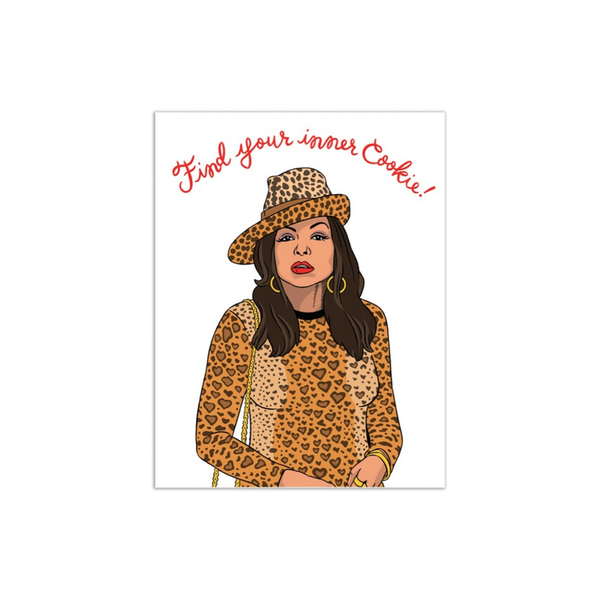 Find Your Inner Cookie Any Occasion Card The Found Greeting Cards