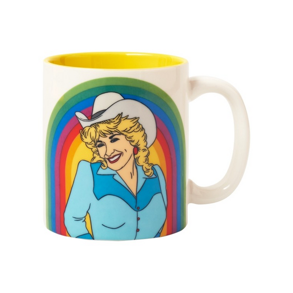 Dolly Parton Mug The Found Home - Mugs & Glasses