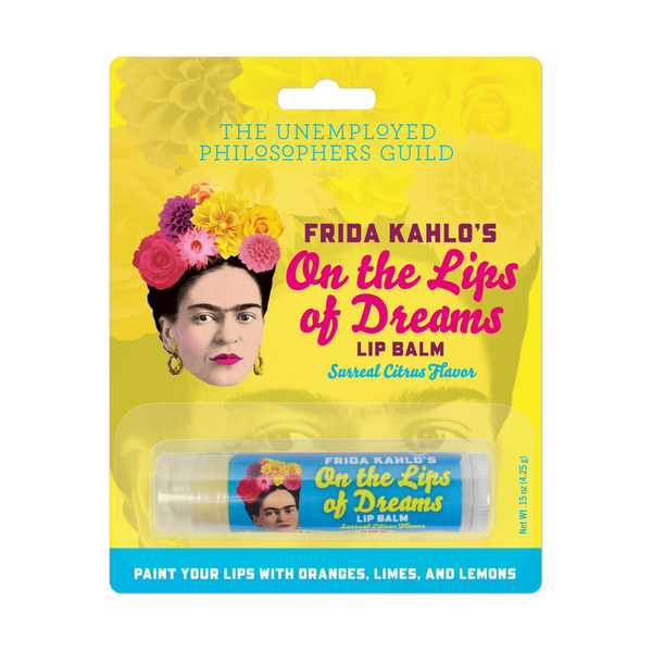 Frida's Lip Balm The Unemployed Philosophers Guild Lip Balms