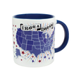Democratic Dream Color Changing Mug The Unemployed Philosophers Guild Mugs & Glasses
