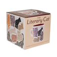 The Literary Cat Mug The Unemployed Philosophers Guild Mugs & Glasses