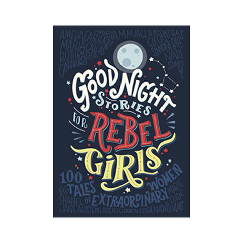 Good Night Stories For Rebel Girls Book