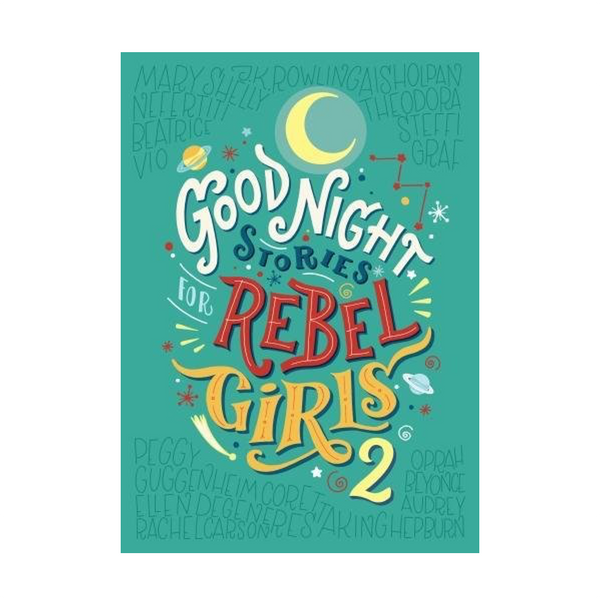 Good Night Stories for Rebel Girls Volume 2 Timbuktu Labs, Inc. Children's Books