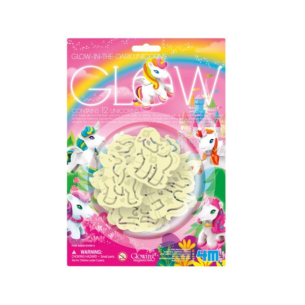 Glow In The Dark Unicorns Toysmith Toys & Games