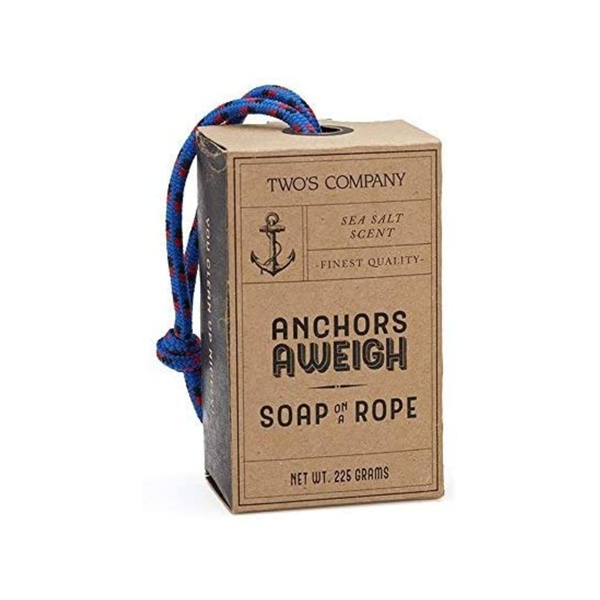 Soap On A Rope - Anchors Aweigh Two's Company Home - Bath & Body - Soap - Specialty