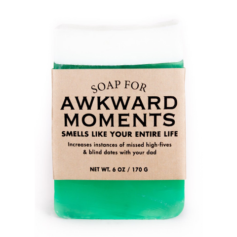 Soap For Awkward Moments
