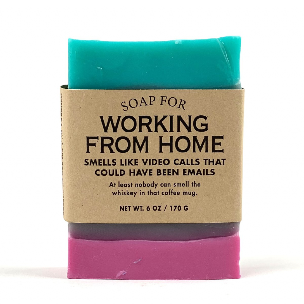 Working From Home Soap WHISKEY RIVER SOAP Home - Bath and Body