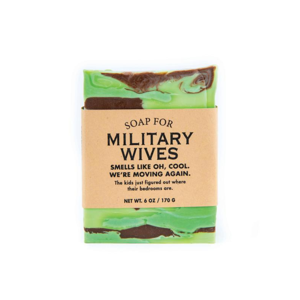 Military Wives Soap WHISKEY RIVER SOAP Home - Bath & Body - Soap