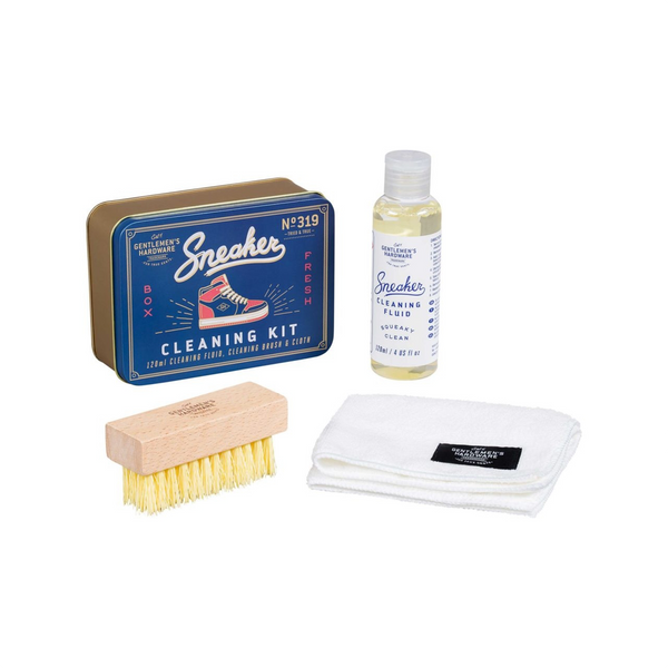 Gentlemen's Hardware Sneaker Cleaning Kit Wild and Wolf Ltd Tools
