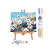 Field of Daisies Adult Paint By Numbers Kit Winnie's Picks Toys & Games - Crafts & Hobbies - Drawing & Painting Kits