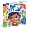 Indestructibles Let's Eat! Workman Publishing Books - Children