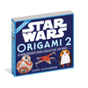 Star Wars Origami 2: 34 More Projects from a Galaxy Far, Far Away Book Workman Publishing Books - Other