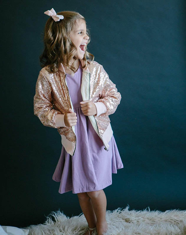 Girls Sequin Jackets & Other Unique Christmas Presents Ideas