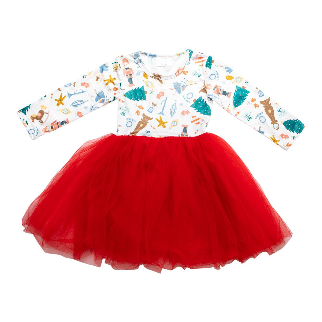 Nutcracker Tutu Dress-Mila & Rose ®